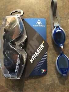 Kaiman Swimming Goggles in Package