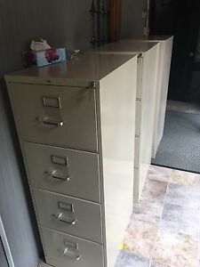 Filing Cabinets Excellent Shape