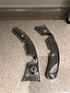 Harley fender rails / trim