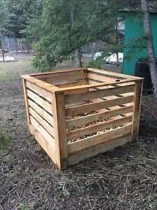 Custom Made Compost Boxes