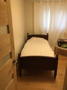 2 twin beds/ lits simples for sale - Ikea