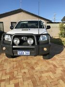 TOYOTA HILUX 2011 SR EXTRA CAB Tuart Hill Stirling Area Preview