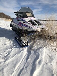 Need gone selling cheap sled has a bran new rebuild