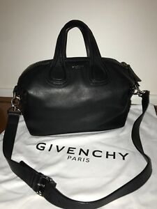 cf402c8d6c Genuine Givenchy Small Nightingale Black