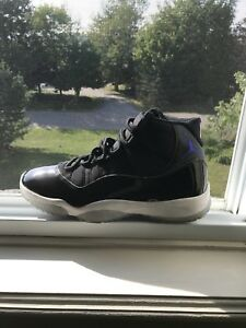 Space jam 11 size 10 with receipt**