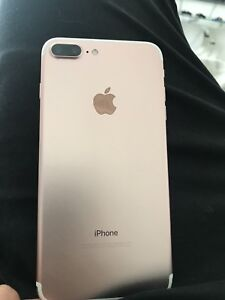 Apple iPhone 7 Plus 128GB Rose Gold Unlocked MINT