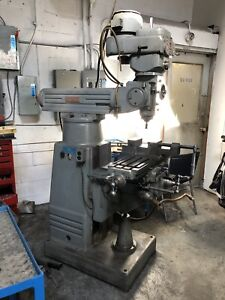 Excello 602 Milling Machine