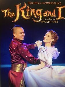 The king and I. August 2