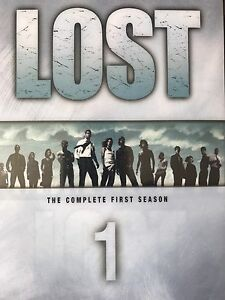 Lost Seasons 1 and 2