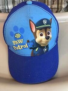 Paw patrol hat size 2-4 years