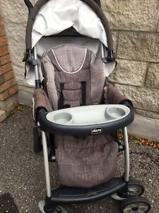 Chicco Stroller - great condition!