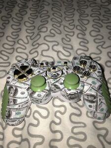 PS3 CUSTOM MONEY CONTROLLER