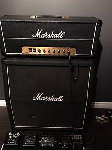 1979 Marshall 2204 JMP MKii 50 watt & matching 4x12