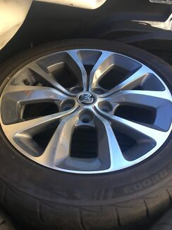Holden 18 inch VE Calais mags Hunterview Singleton Area Preview