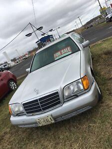 1993 Mercedes-Benz S420