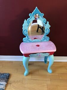 Elsa Mirror table with drawer