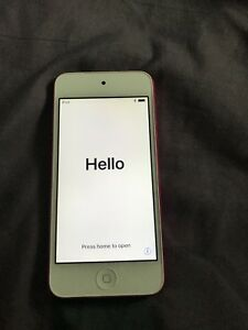For Sale: Pink iPod Touch 6th gen - perfect condition