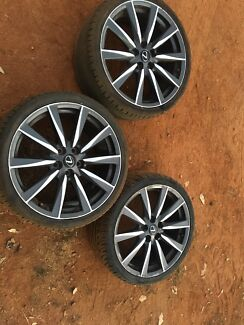 Lexus ISF wheels .. 3 only $450 Young Young Area Preview