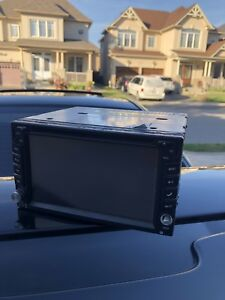 Double Din Deck (GPS, BLUETOOTH AUDIO, CD, USB2)