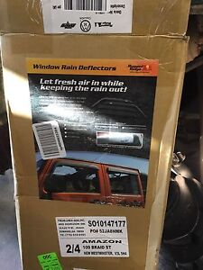 Jeep Vent Shades