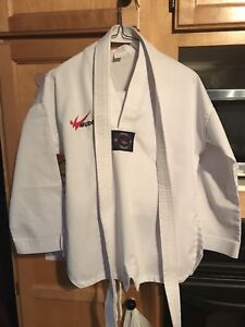 Tae kwon do outfit