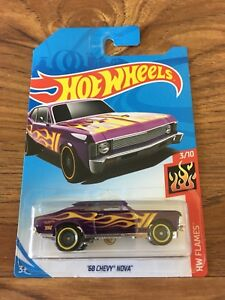 2018 Hot Wheels Super Treasure Hunt