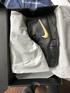 Kobe 1 Protro Black and Gold Mamba Day Limited Edition Size 8