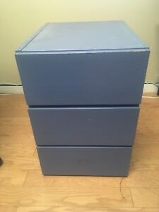 Small solid Wood dresser or bedside table from IKEA