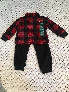 Fleece outfit- tags still om