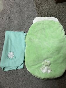 Car seat cover-frog