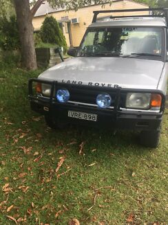 Land Rover discovery just put 6 months rego on it