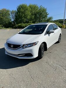 2014 Honda Civic EX LOW LOW km - EXTRAS!