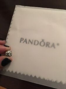 Authentic pandora charms & bracelet