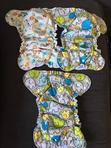 All-In-One AMP Cloth Diaper Covers