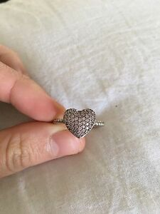 Beautiful Love Heart Ring Redbank Plains Ipswich City Preview