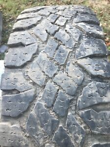 Goodyear Duratrack 265/75/16