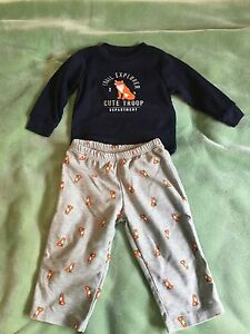 Carters outfit 18M