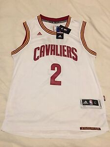 Kyrie Irving NBA Finals Cleveland Cavaliers Jersey Adidas (size L) Carlton Melbourne City Preview