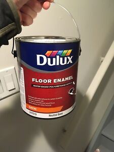 Basement Floor Paint (Brand New, Unopened)