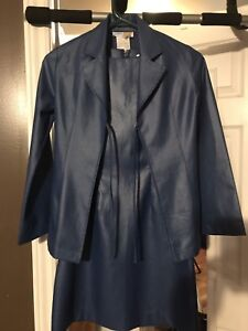 Girl's dress with jacket (Size 7/8)
