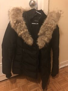 Women's Mackage adali jacket in size medium