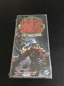 Space Hulk - Death Angel The Card Game - New sealed