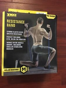 Weight Training Fitness Resistance Bands