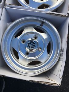 Factory grizzly wheels