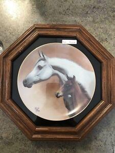 Fred Stone 'The Arabians' original plate