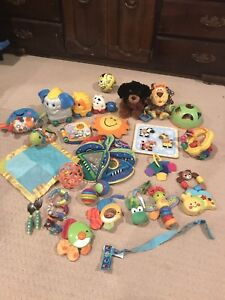 Baby Toy Lot #2