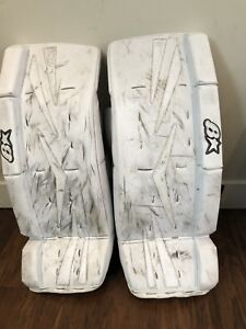 Brian's NetZero 27+1 Junior Goalie Pads