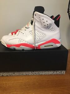 02eef0f671d4 Air Jordan 6 Retro (White Infrared)