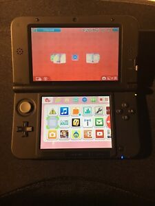 3DS XL For Sale Games Included
