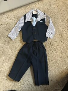 Boys 6 month suit
